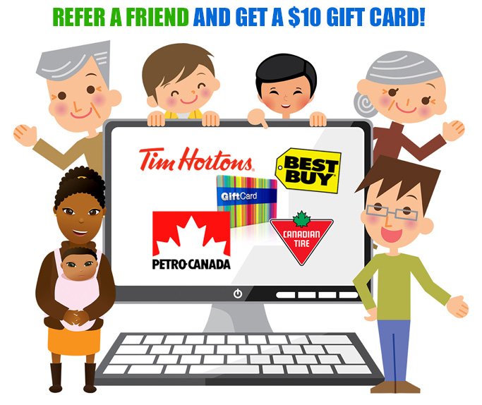 refer a friend Ontario