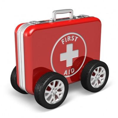 Precious Car Cargo Includes Emergency Kits