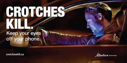 Distracted Driving is the traffic safety focus